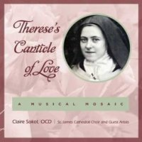 THERESE'S CANTICLE OF LOVE CD