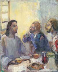 MC-845 SUPPER AT EMMAUS