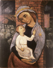 C-331 CELTIC MADONNA 