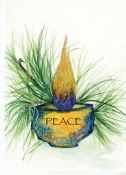 C-258 FLAME OF PEACE