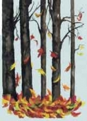 MC-785 AUTUMN TREES
