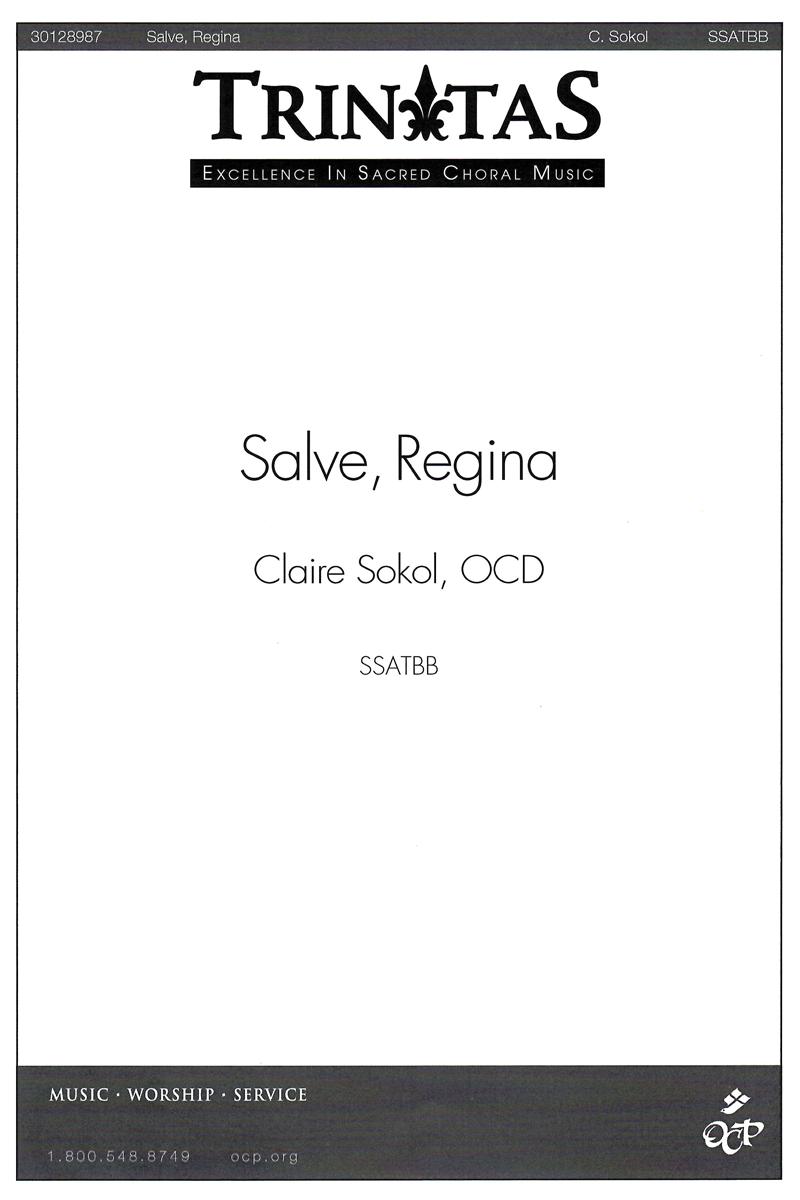 Salve, Regina sheet music
