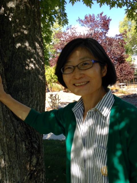 About Sister Cecelia Kang